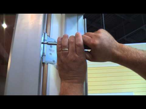 Brownell Quick Fix: Adjusting Integrity from Marvin Door Hinges