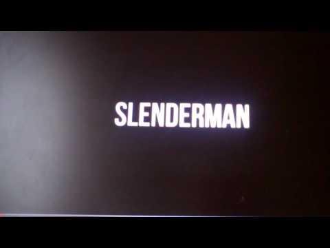 Даша адувашка. Слэндермен