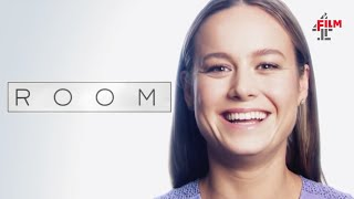Brie Larson & Lenny Abrahamson   Room Interview Special