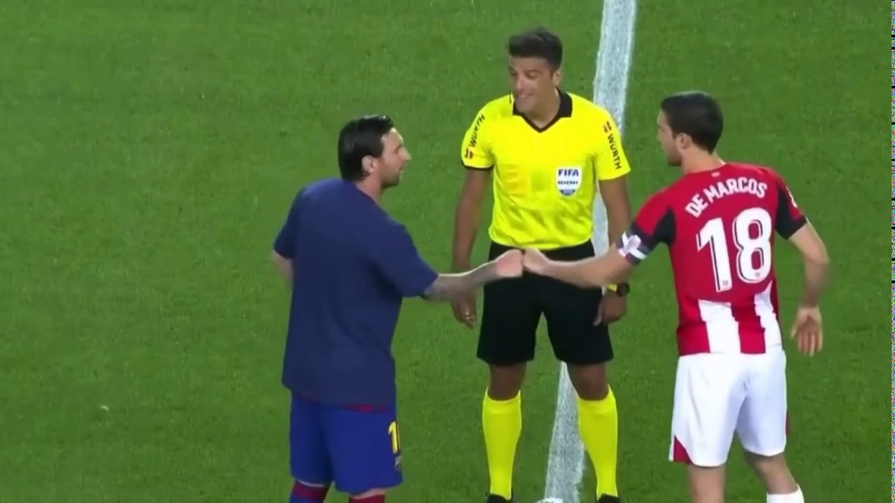 FC Barcelona vs Athletic Bilbao - YouTube