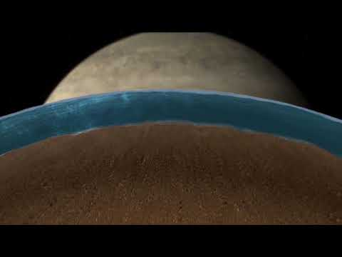 Classroom Aid - Water Vents on Europa