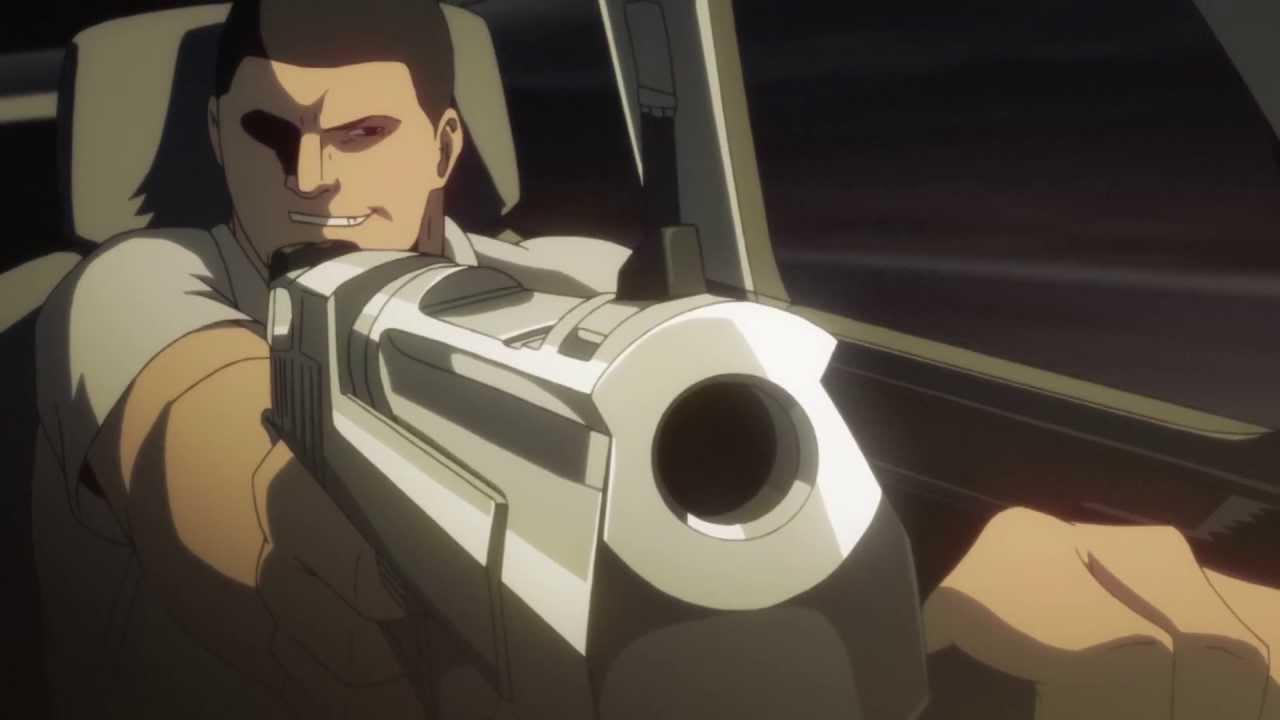 Anime Review - Jormungand | Iridium Based | Forum