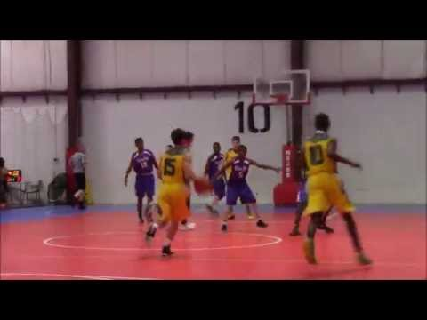 Susquehanna Trail Storm AAU vs. E-Town Elite 6/4/16- Charm City East Coast Showdown Game #2