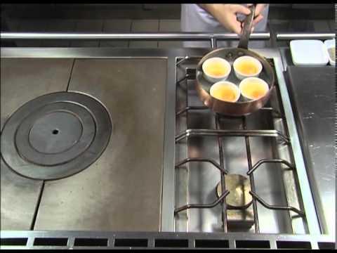 Ressources cuisinier : Les cuissons des oeufs