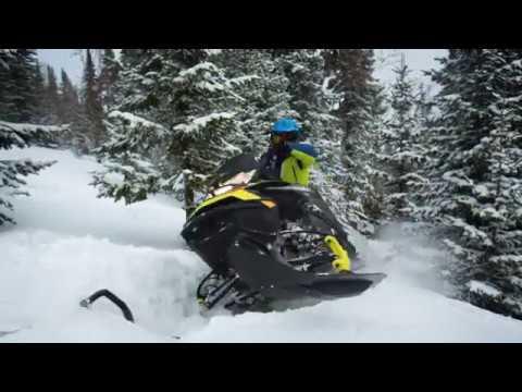 Обзор нового снегохода SUMMIT X 165 850 E TEC