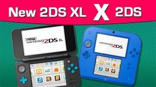 Resenha | 2DS vs New 2DS XL