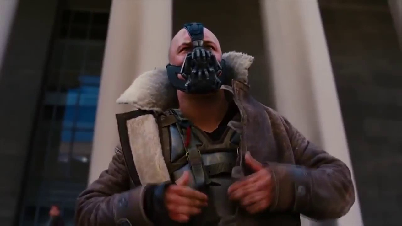 Trump = Bane? And we give it back to you...the people