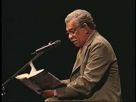 Tiepolo's Hound: A Reading by Derek Walcott