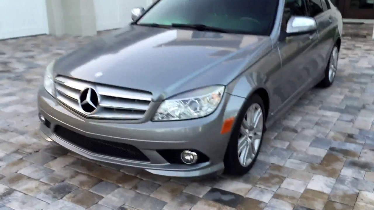 2008 Mercedes Benz C300 4matic For Sale By Auto Europa Naples Mercedesexpert Com Youtube