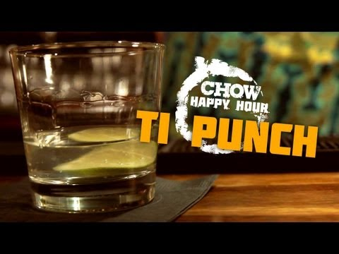 Save Ti Punch and Martinique Beaches - CHOW Happy Hour Pics