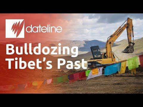 Bulldozing Tibet's Past?