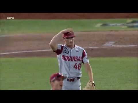 2018 National Championship Series Game 1 (Arkansas vs. Oregon State)