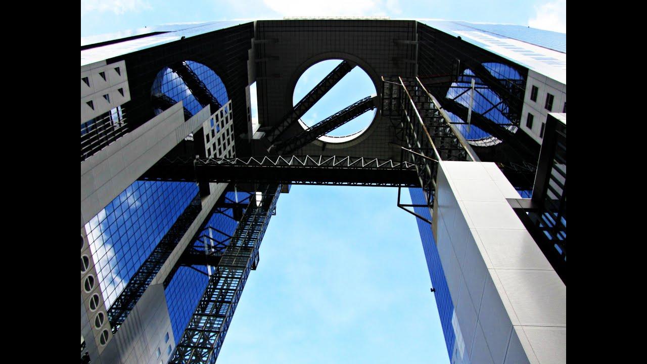 Umeda Sky Building, Osaka, Japan - YouTube