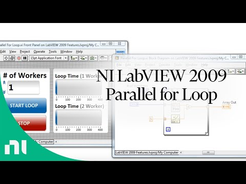 Improving Performance with Parallel For Loops - National Instruments