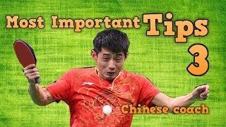 "Table Tennis Tips for Beginners ""How To Hold Table Tennis Racket"""