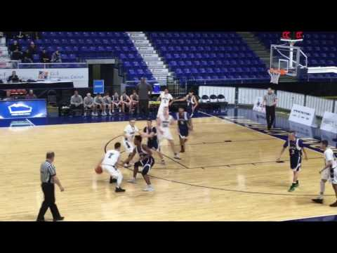 VC VS YALE  BC PROVINCIAL BBALL  GAME 1
