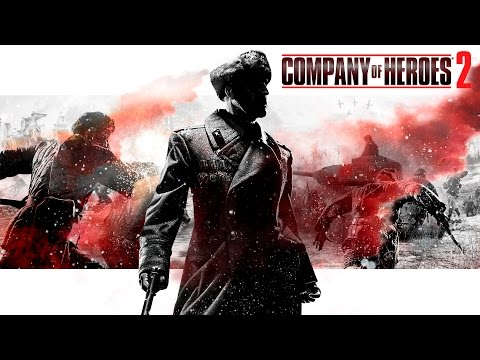 Company of Heroes 2 All Cutscenes (Game Movie) 1080p HD