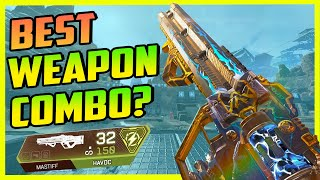 The Best Weapon Combo In Season 5 Apex Legends?