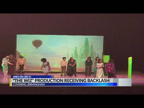 None - Highs & lows - Audience members not happy with The Wiz at the BJCC