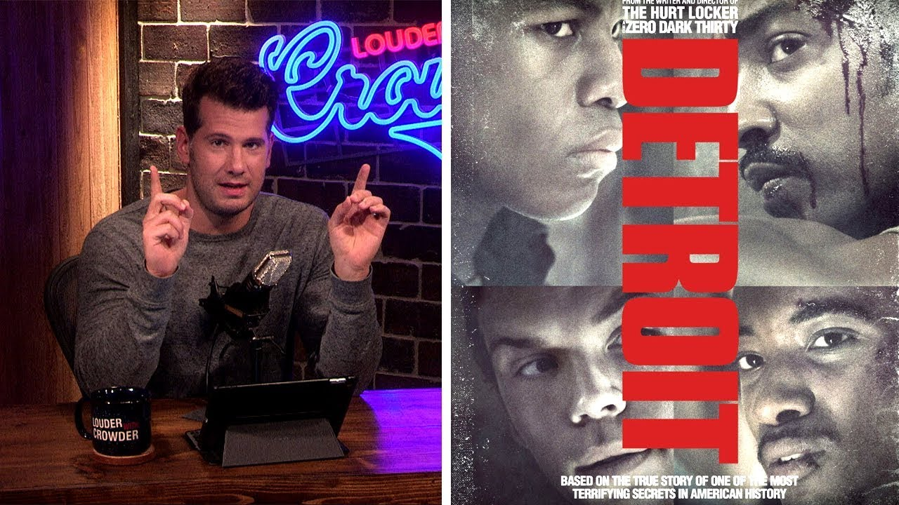 'DETROIT' MOVIE REVIEW: Pure SJW Propaganda!!