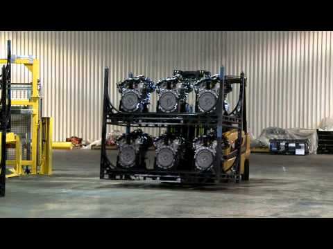Ford Cleveland Engine Plant | AutoMotoTV