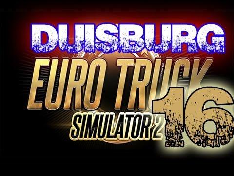 Euro Truck Simulator 2 - Duisburg