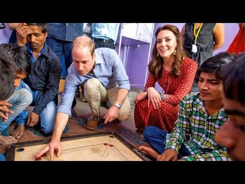 Prince William and Kate Middleton's India Road Trip