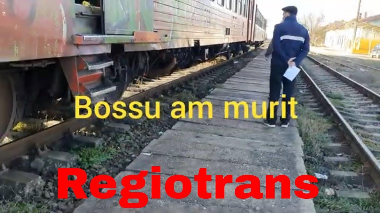 Trenurile Romaniei vechi de 60 ani DOCUMENTAR