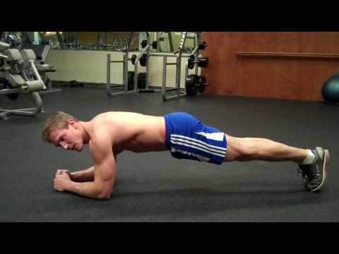 How To: Plank