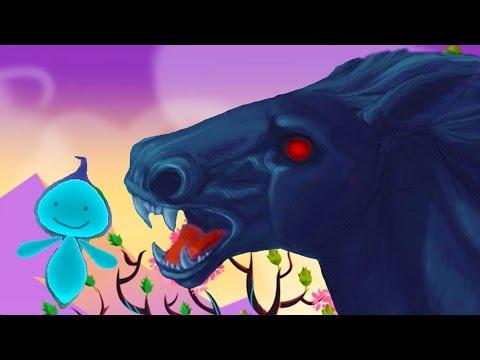 СКАЗКА про Приключения волшебных ЛОШАДОК игровой мультик развлекательное видео для детей #ПУРУМЧАТА