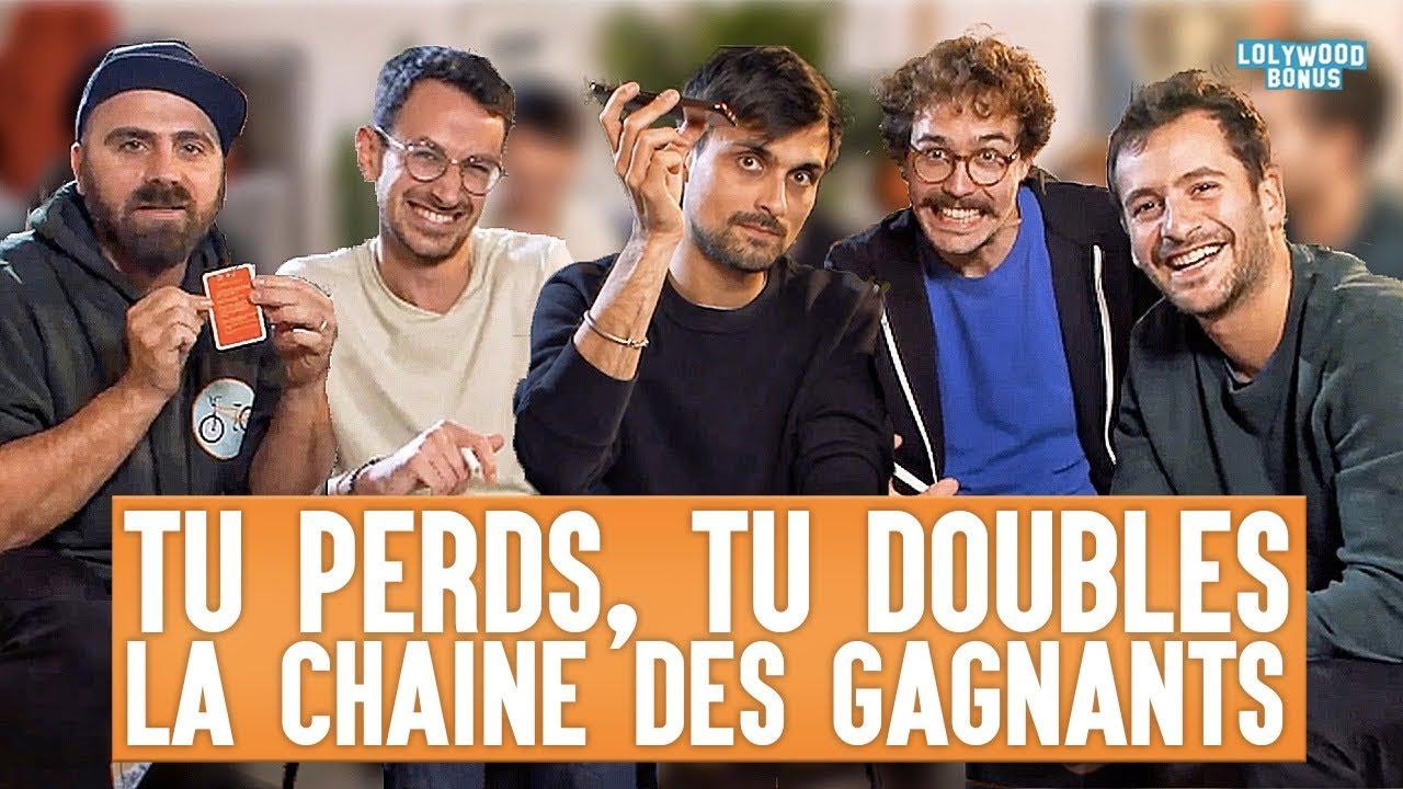 Tu Perds, Tu Doubles Une Vidéo des Gagnants ft. Bapt & Gaël