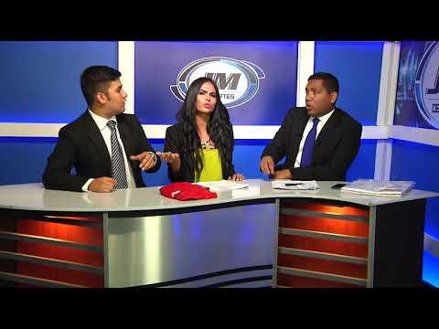 PRIMER PROGRAMA DE JM DEPORTES EN TV / Lunes 28 de Agosto (Bloque 1)