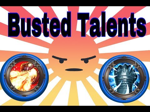 Top 5 Busted And Broken Blitz Talents