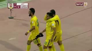 أهداف مباراة العقبة والحسين ضمن الأسبوع 16 من دوري المناصير للمحترفين