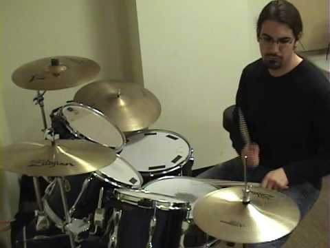 Smashing Pumpkins/Jimmy Chamberlin - Drum Cover Medley - Part 2