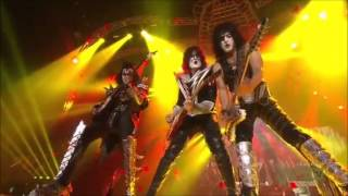 KISS - Paul Solo + Black Diamond [Zurich 2013]