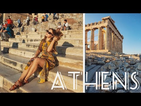 Weekend Trip To Athens 2019 | Dark Reality of Greece