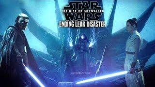 The Rise Of Skywalker Final Ending Leak Is A Disaster! (Star Wars Episode 9)