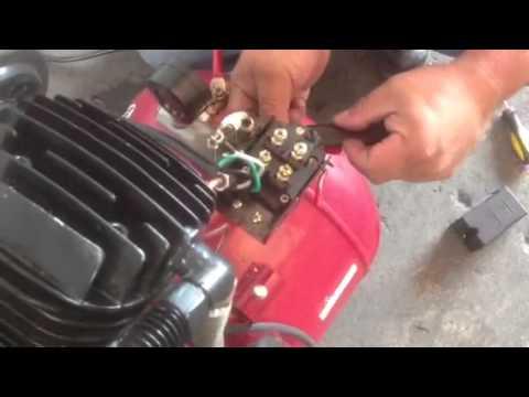 Cambio De Autom 225 Tico En Compresor Youtube