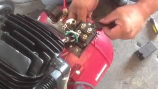 Cambio de automático en compresor