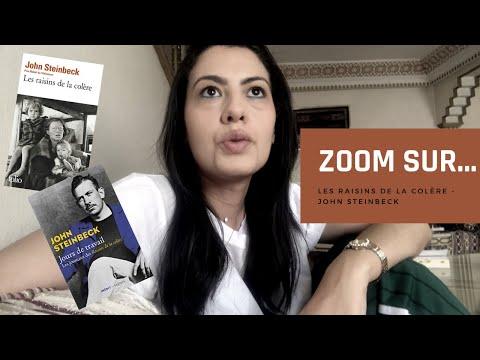 Zoom Sur : Les Raisins De La Colère - John Steinbeck