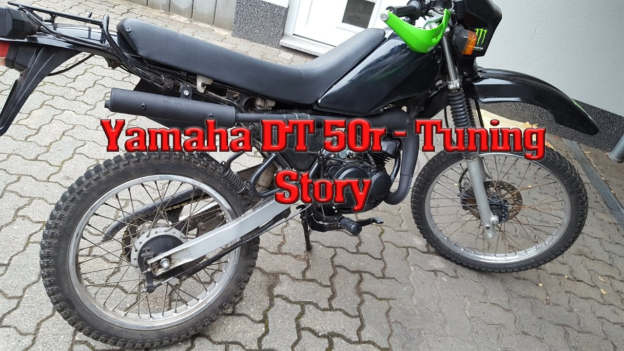 yamaha dt50r tuning story 50ccm project herbie4fun. Black Bedroom Furniture Sets. Home Design Ideas