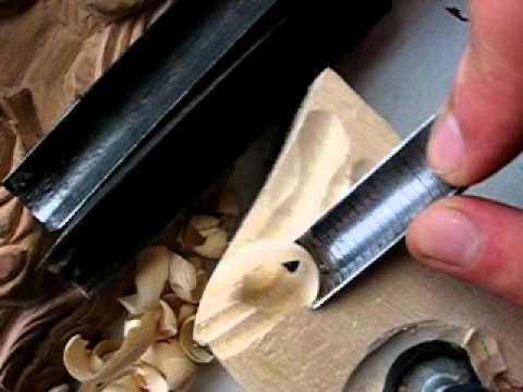 Переделываю стамески в резцы по дереву - YouTube