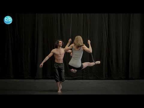 Duo Straps Sequence   Tarek & Kami Lynne