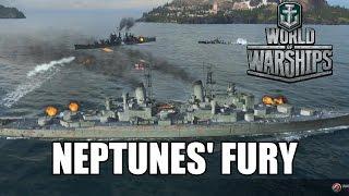 World of Warships - Neptunes' Fury