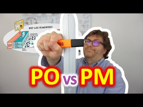 Scrum Life #28 - Product Owner (PO) et Product Manager (PM) : quelle différence ?