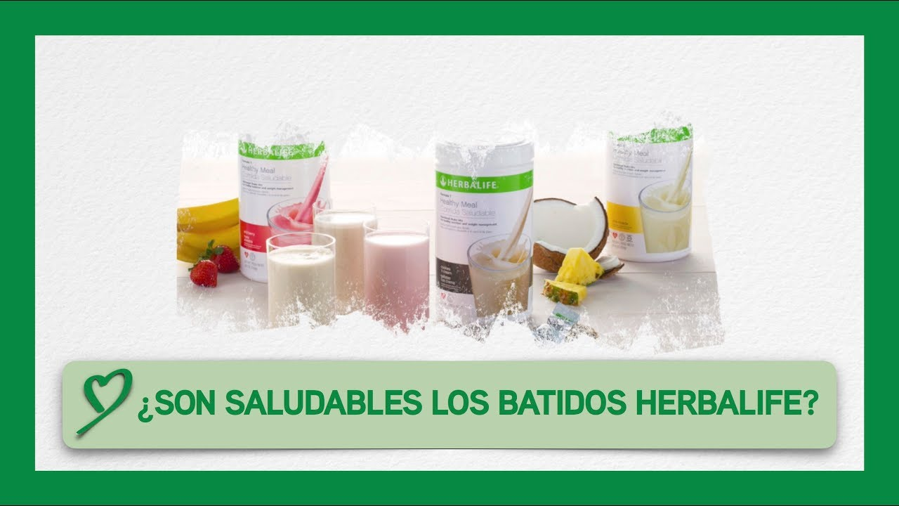herbalife saludable o no
