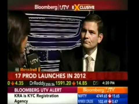 Daimler's Big India Plan - Bloomberg UTV