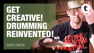 Drumming Out Of The Box | Creative Drumming Lesson with Der Onkel | Thomann