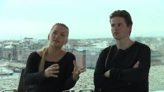 Meet Mari and Hakon Samuelsen